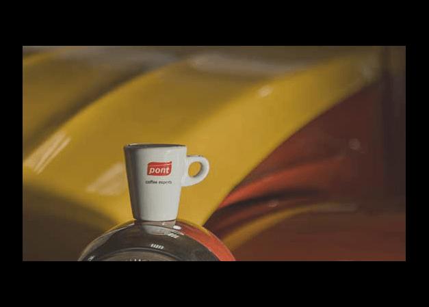 Motor cafe ponts